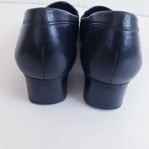 Trotters Shoes - Trotters blackleather dress shoes